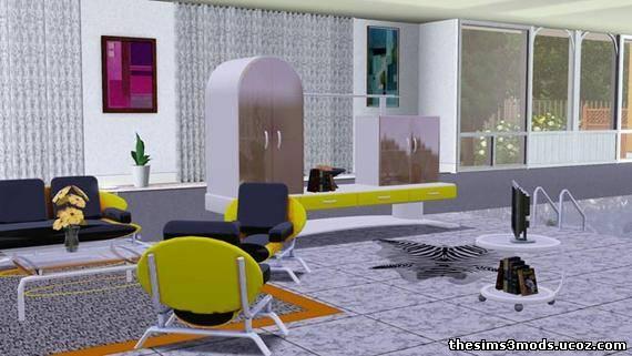 Дополнения для Sims 3.